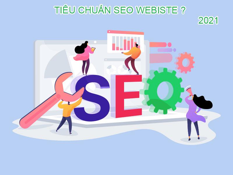 Thiết kế website chuẩn seo google, các tiêu chí cần biết 2021