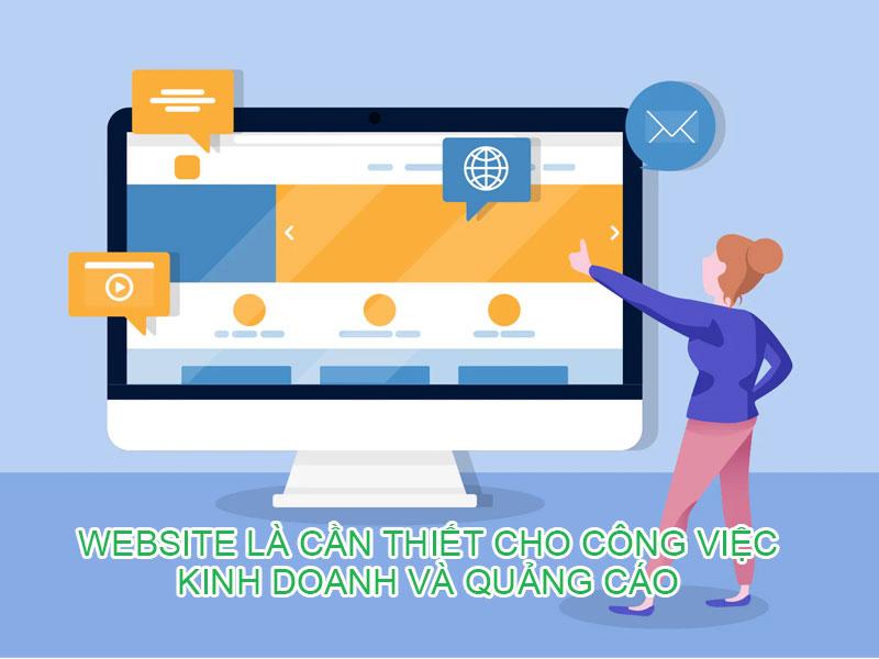 Thiết kế website chuyên nghiệp là gì ?