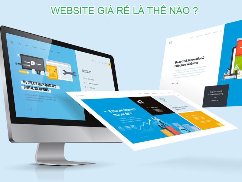 thiết kế website giá rẻ, mua website giá rẻ trọn gói hỗ trợ startup